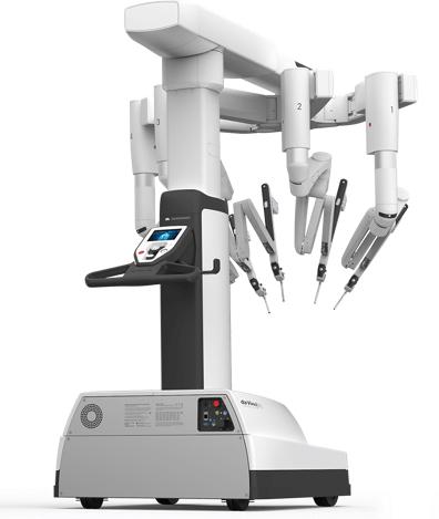Was ist robotische Prostata-Chirurgie?
